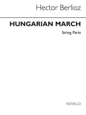 Hector Berlioz: Hungarian March Strings