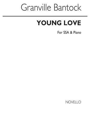 Granville Bantock: Young Love