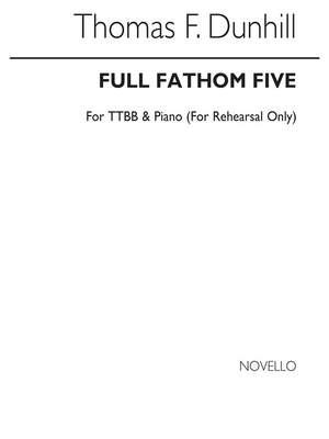 Thomas Dunhill: Full Fathom Five