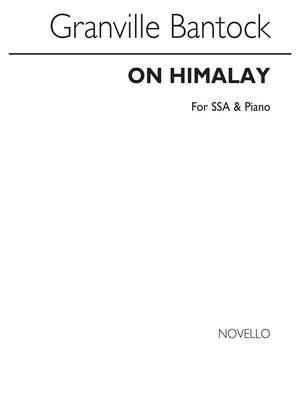 Granville Bantock: Granville Bantock On Himalay Ssa/Piano