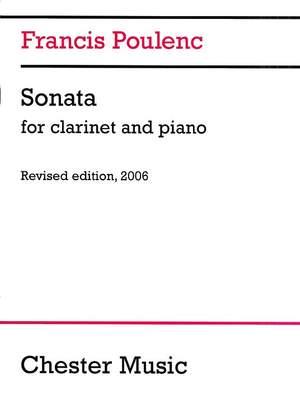 Francis Poulenc: Clarinet Sonata