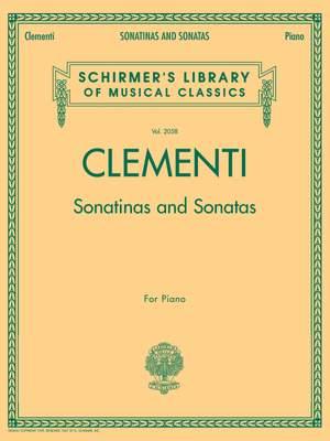Muzio Clementi: Sonatinas and Sonatas Product Image