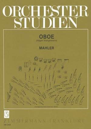 Mahler, G: Orchestral Studies (oboe)