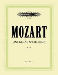 Mozart: Serenade in G K525 'Eine kleine Nachtmusik'