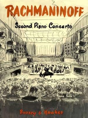 Sergei Rachmaninov: Second Piano Concerto