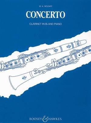 Wolfgang Amadeus Mozart: Clarinet Concerto K.622