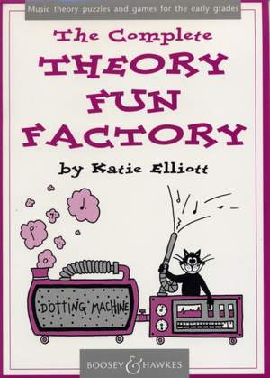 Katie Elliott: The Complete Theory Fun Factory Vol. 1-3