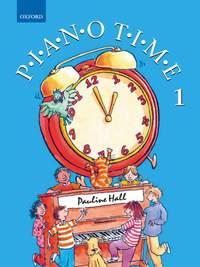 Hall, Pauline: Piano Time 1