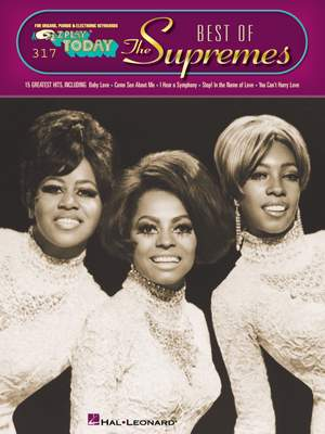 The Best of the Supremes Product Image