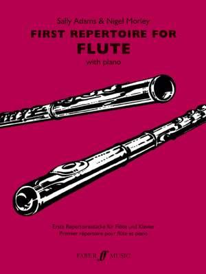 Adams-Morley: First Repertoire Book