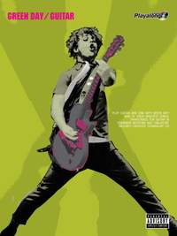Green Day: Green Day - Guitar