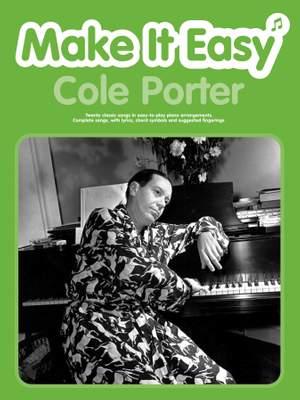 Cole Porter: Make it Easy: Cole Porter