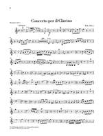 Haydn, J: Concerto for Trumpet and Orchestra E flat major  Hob. VIIe:1 Product Image