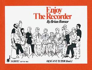 Brian Bonsor: Enjoy The Recorder 1