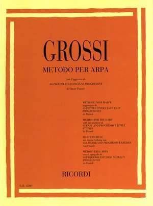 Maria Grossi: Metodo Per Arpa
