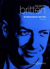 Britten: 6 Metamorphoses after Ovid (Oboe)