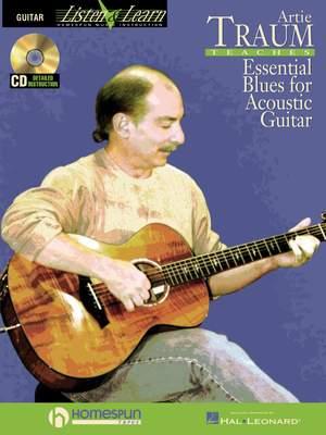 A.Traum Teaches Essential Blues For Acoustic Gtr