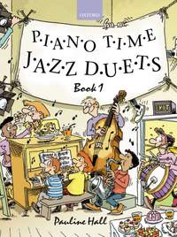 Hall, Pauline: Piano Time Jazz Duets Book 1