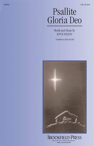Joyce Eilers: Psallite Gloria Deo (SAB)