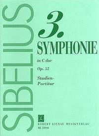 Jean Sibelius: Symphony No.3 In C Op.52