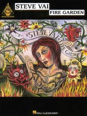 Steve Vai Fire Garden Product Image