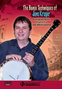 Jens Kruger: The Banjo Techniques of Jens Kruger