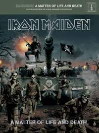 Iron Maiden: A Matter Of Life And Death (TAB)