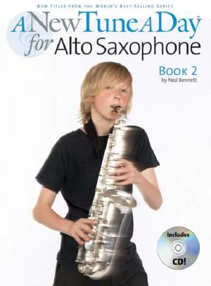 A New Tune A Day: Alto Saxophone - Book 2