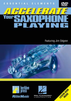 Accelerate Your Saxophone Playing Product Image