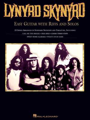 Easy Guitar With Riffs And Solos