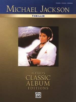 Michael Jackson -- Thriller Product Image