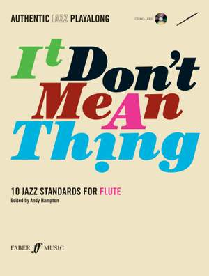 A. Hampton: It Don't Mean A Thing - Flute