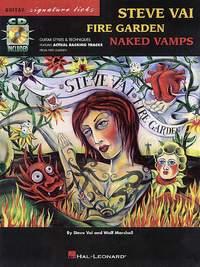 Steve Vai - Fire Garden: Naked Vamps