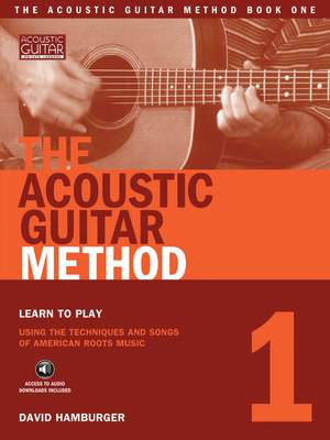 The Acoustic Guitar Method - Book 1