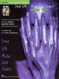 Steve Vai - Alien Love Secrets: Naked Vamps