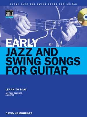 David Hamburger: Early Jazz And Swing Songs