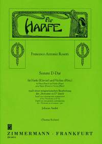 Rosetti, F: Sonata D major
