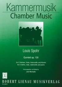Spohr, L: Quintet D minor op. 130