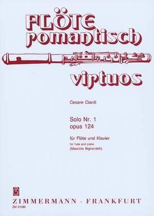 Cesare Ciardi: 3 Soli op. 124