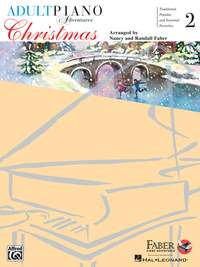 Nancy Faber_Randall Faber: Adult Piano Adventures - Christmas Book 2