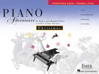 Piano Adventures: Christmas Book - Primer Level