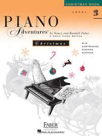 Nancy Faber_Randall Faber: Piano Adventures: Christmas Book - Level 2B