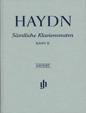 Haydn, J: Complete Piano Sonatas Band 2