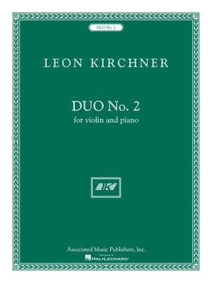 Leon Kirchner: Duo No. 2