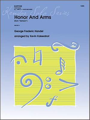 Georg Friedrich Händel: Honor And Arms (from Samson)