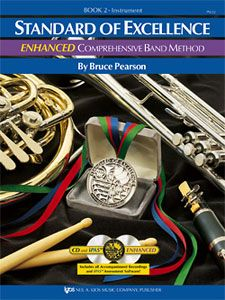 Standard of Excellence Enhanced 2 (Baritone BC)