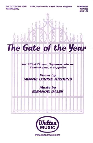 Eleanor Daley: The Gate of the Year