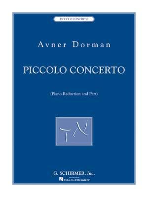Avner Dorman: Piccolo Concerto