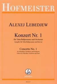 Alexej Lebedjew: Konzert 1