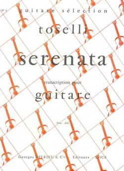 Enrico Toselli: Serenata Op.6